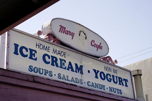 Mary Coyle Ice Cream