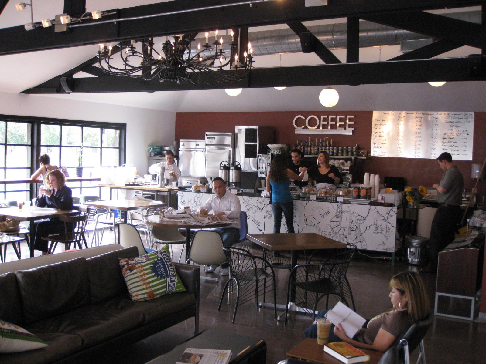 Lola Coffee now Citizen Espresso Bar