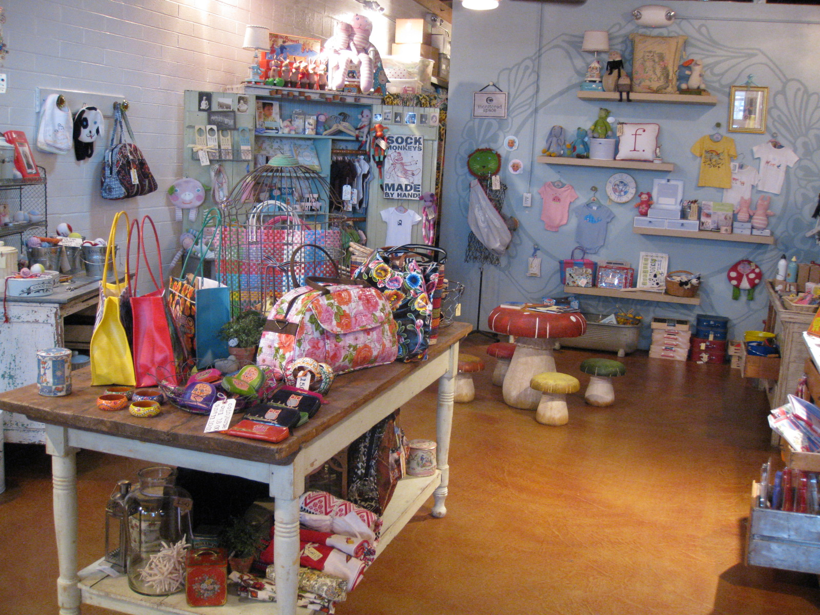 home items at frances