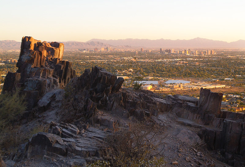 Piestewa Peak by aznaturalist