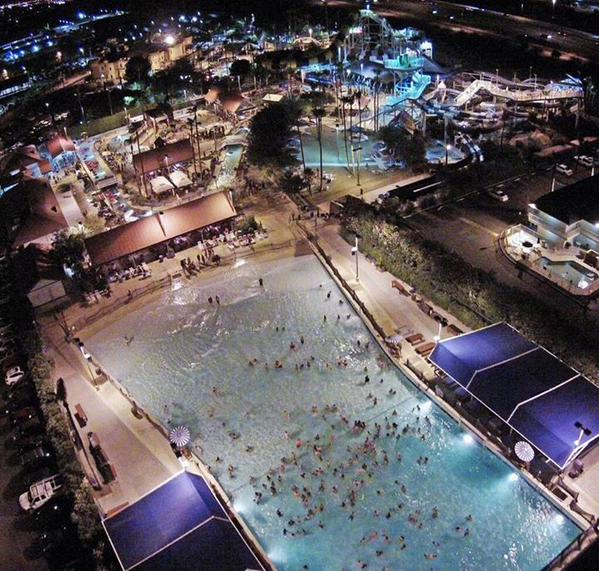 NightSplash at Mesa Golfland