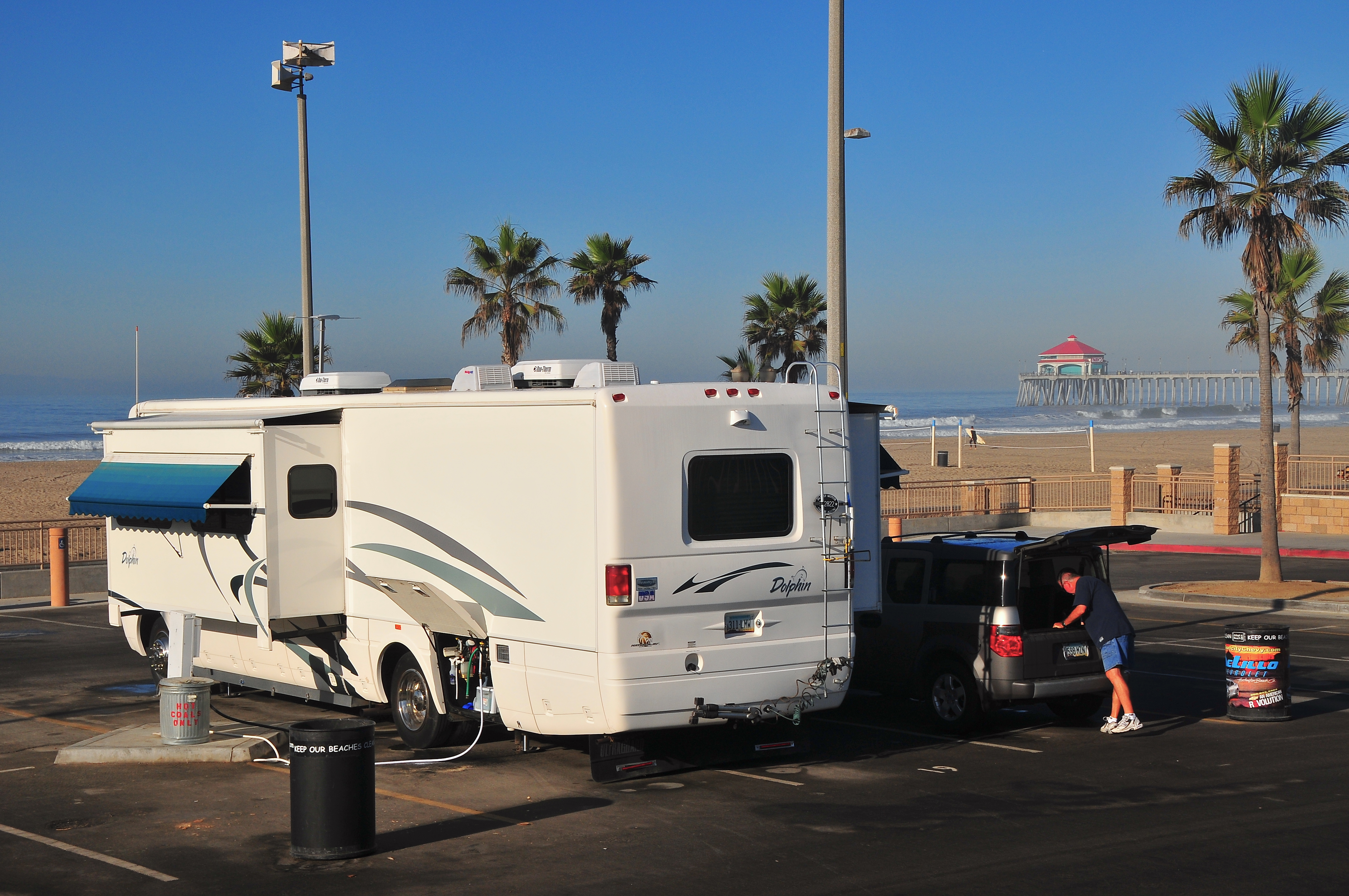 Doheny state beach rv hookups