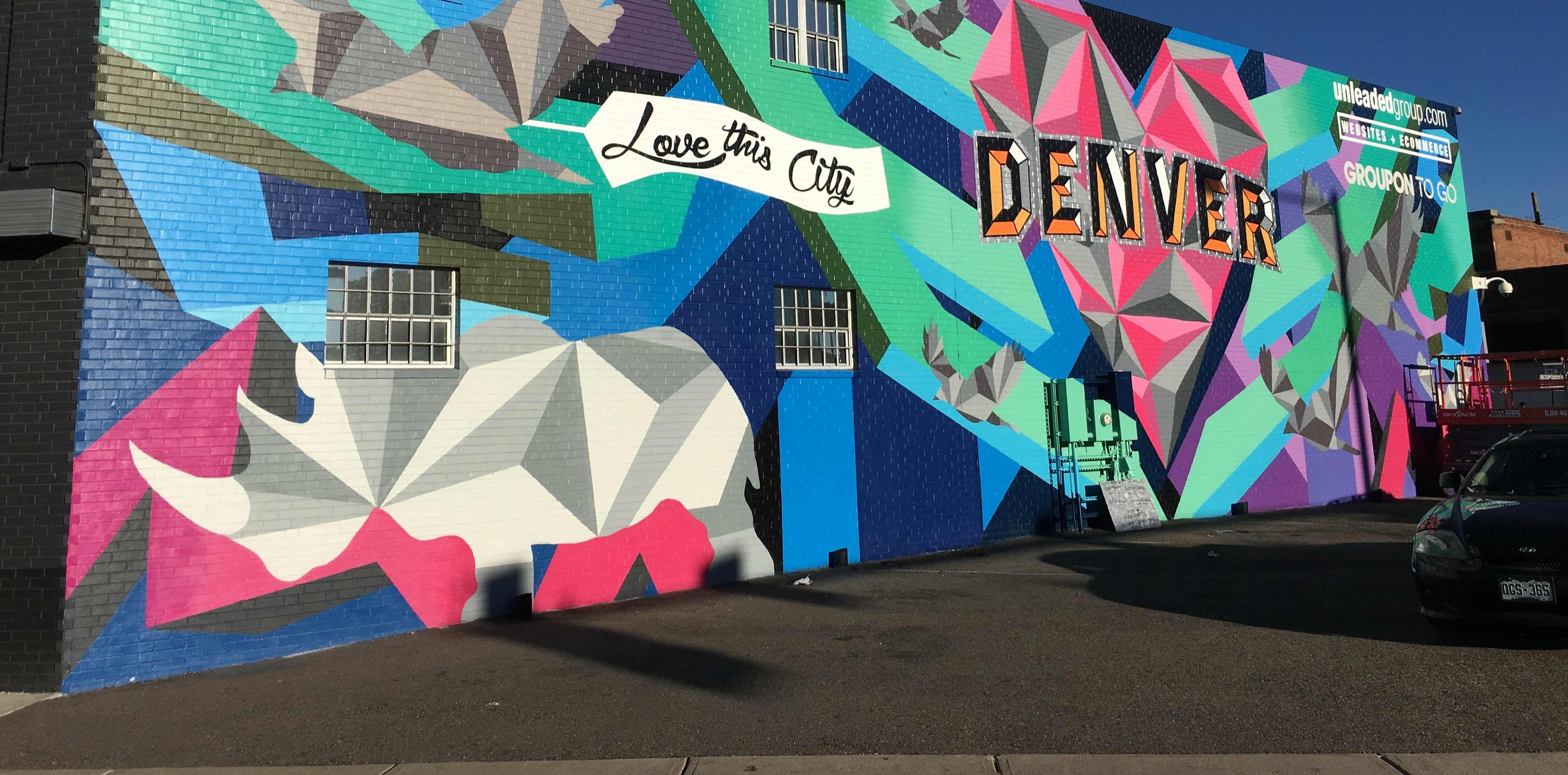 Denver's 'Love This City' Mural Artist | VISIT DENVER Blog