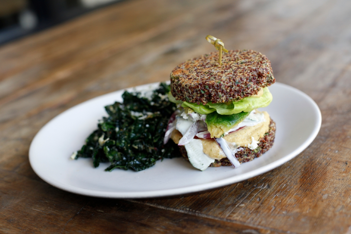 Where To Eat Vegan Vegetarian And Gluten Free In Phoenix