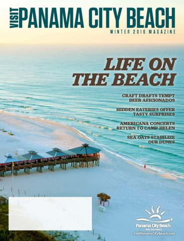 Winter 2016 Visitor Guide Cover