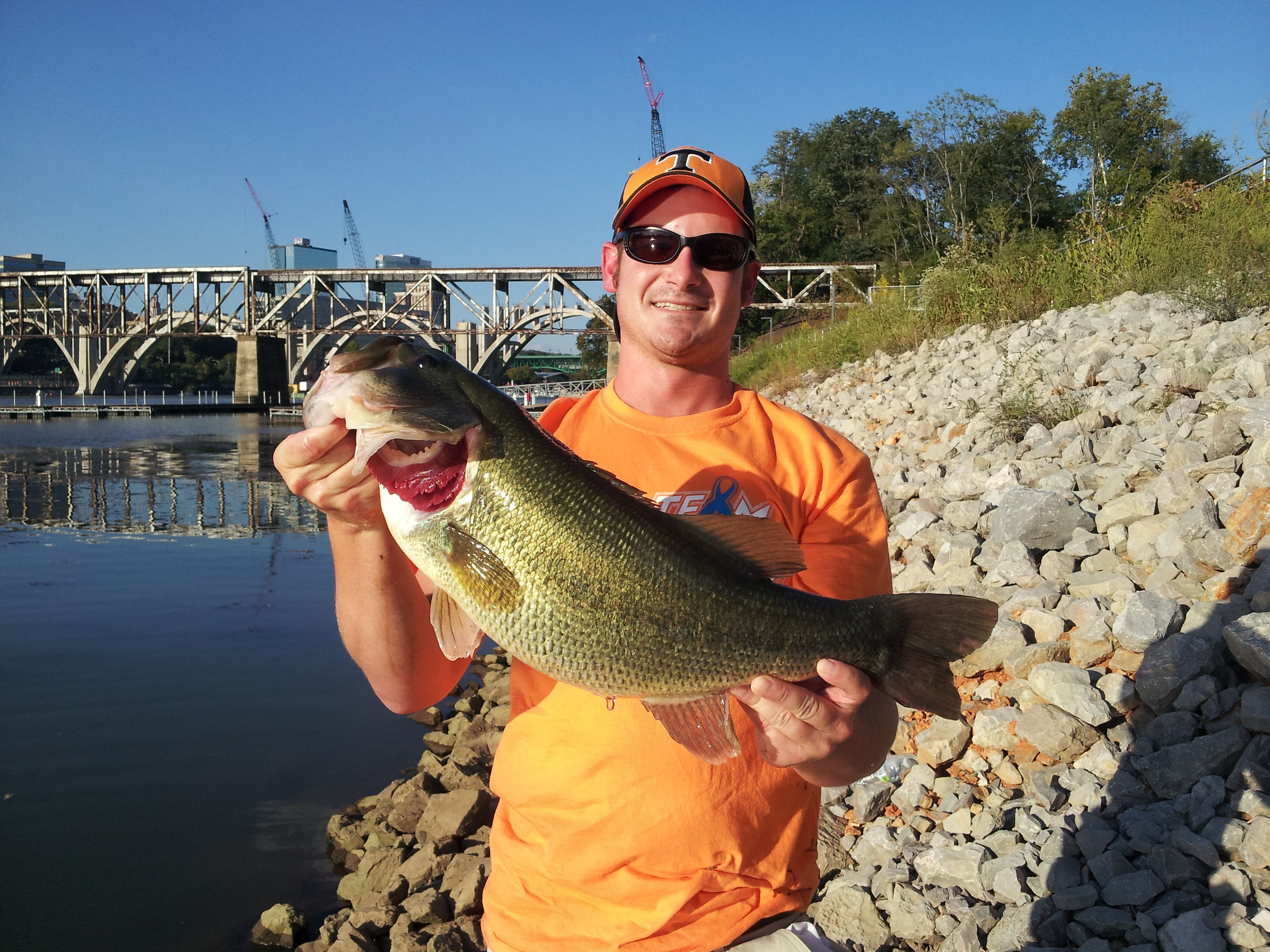 Top Spots For Prime Bass Fishing In Knoxville Visit Knoxville