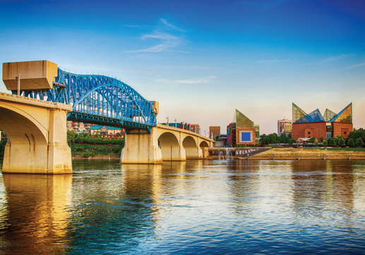 Chattanooga, Tennessee Visitors Bureau - Official