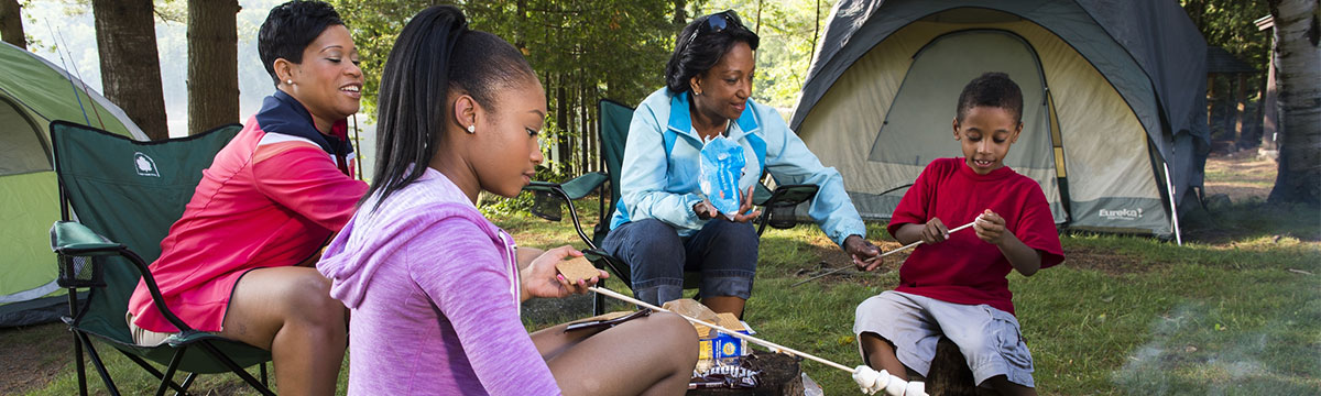 Find Info on Camping in New York State