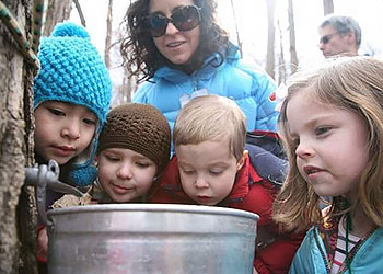 Hudson Highlands Nature Museum Sugaring Off - Photo Courtesy of Hudson Highlands Nature Museum