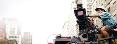 Film Crew in New York