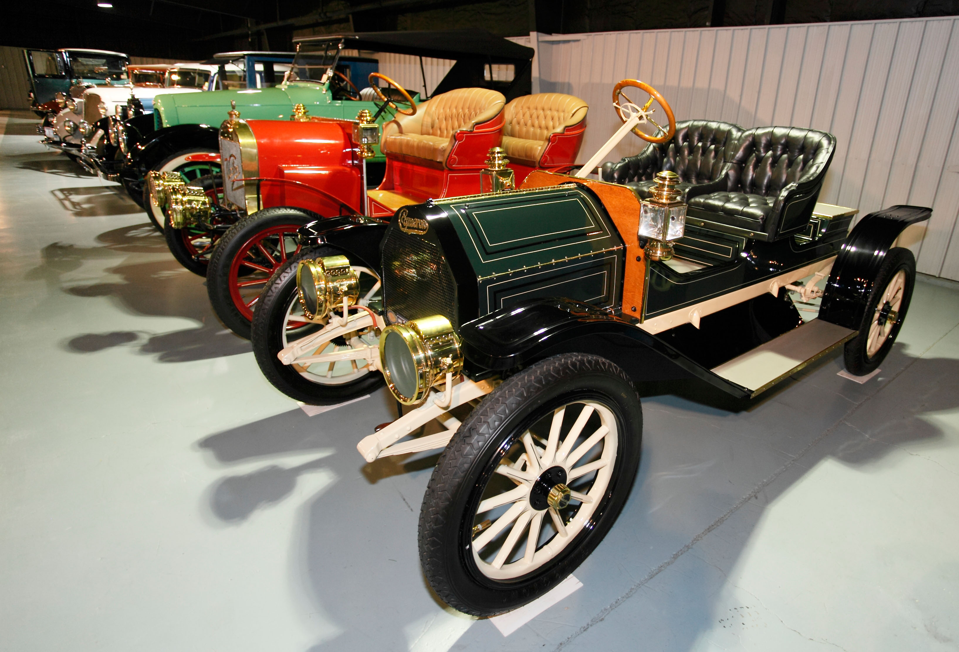 NE Classic Car Museum
