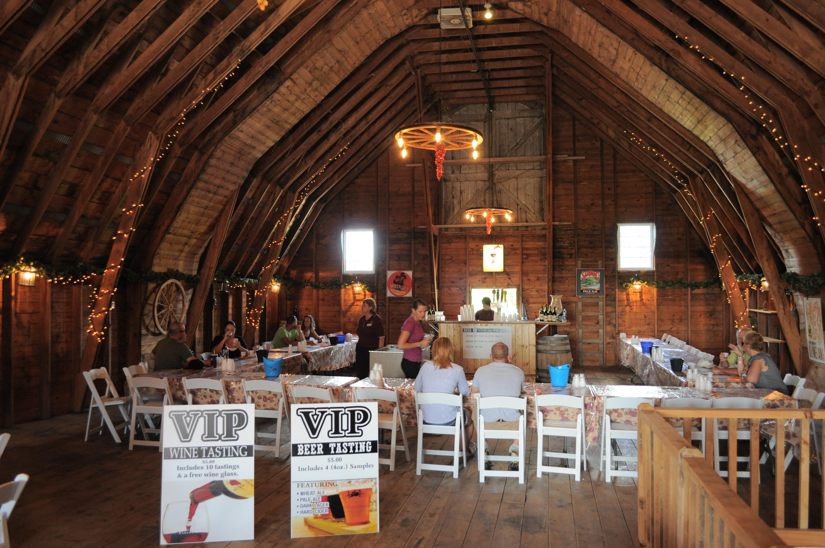1000 Islands Seaway Wine Trail