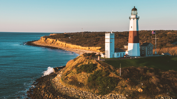 High Points Montauk Lighthouse At New York S