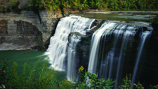 Letchworth State Park - Photo by NYS ESD