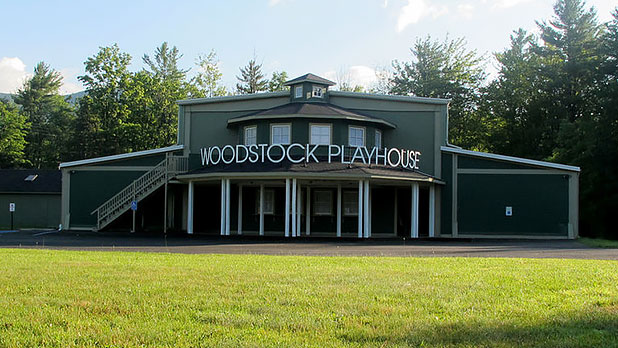 Woodstock Playhouse - Photo Courtesy of Woodstock Playhouse