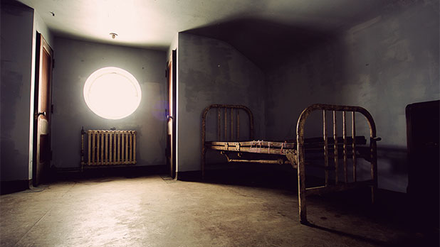Rolling Hills Asylum - Antiquity Echoes - Photo Courtesy of Haunted History Trail of NYS