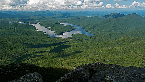 MirrorLake-Whiteface Mountain - Lake Placid