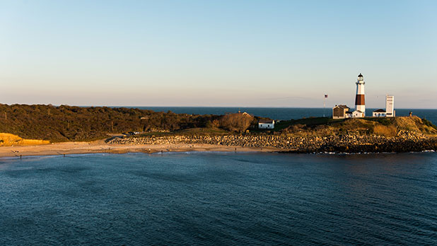 Montauk Lighthouse - Photo by NYS ESD