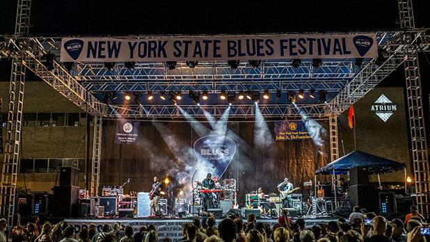 NY State Blues Festival