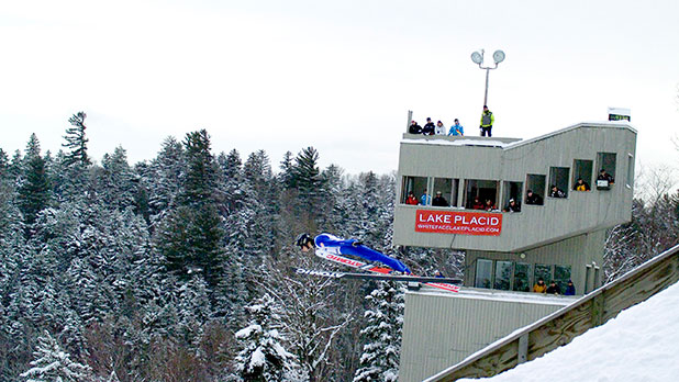 Olympic Jumping Complex - Photo courtesy of Olympic Jumping Complex
