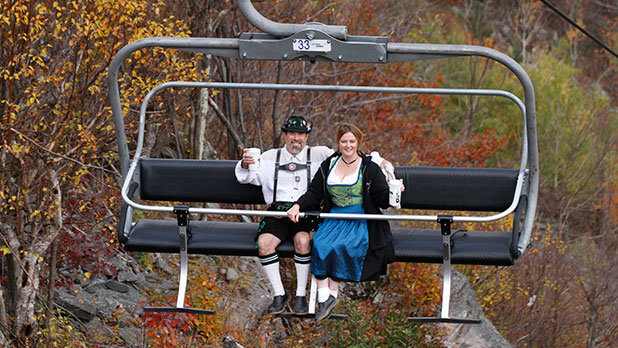Oktoberfest - Photo by Hunter Mountain