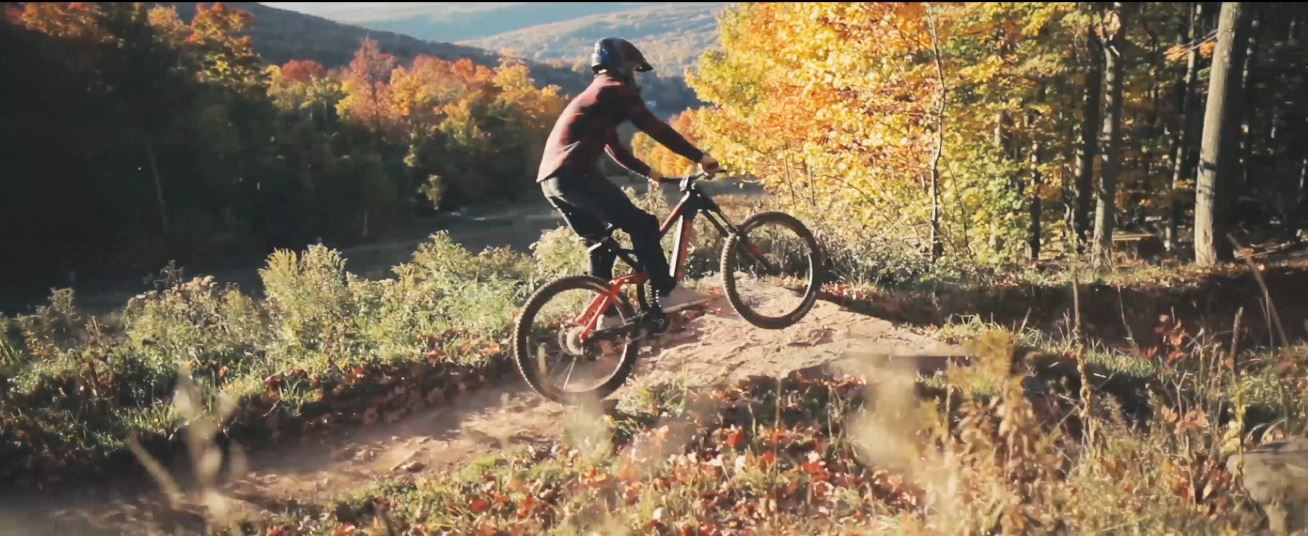 Mountain Biking at Windham Mountain