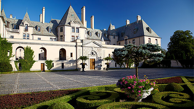 Oheka Castle - Photo by Phillip Ennis