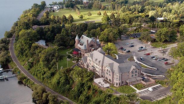 Belhurst Castle - Photo Courtesy of Belhurst Castle