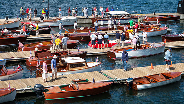 52nd Annual Antique Boat Show & Auction