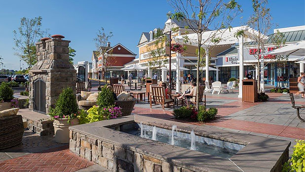 Tanger Outlets _ Photo Courtesy of Tanger Outlet