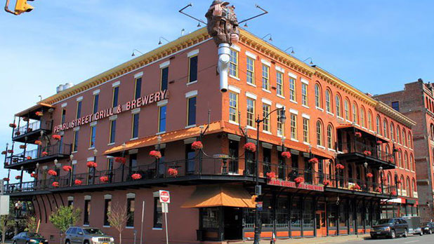 Pearl Street Grill & Brewery - Photo Courtesy of Pearl Street Grill & Brewery