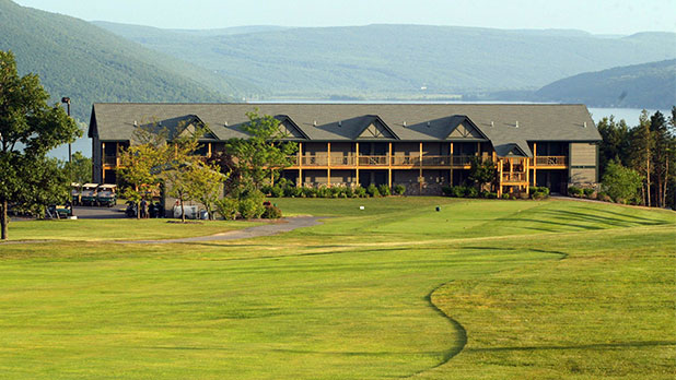 Bristol Harbour Resort and Golf Club
