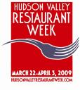 Hudson Valley Restaurant Week logo