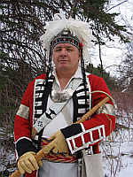 Doug George-Kanentiio, award-winning journalist, author and lecturer, will discuss the role of the Mohawks at the Oswego County War of 1812 Symposium Saturday, March 31 in Oswego.