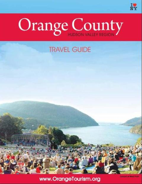 The New 2011 Orange County Travel Guide