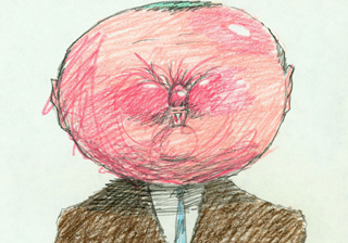 """Your Face"" (Bill Plympton, 1987)"