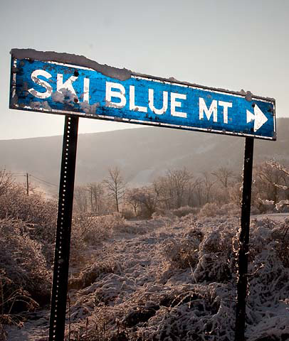 Ski Blue Mountain