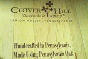 Clover Hill is one of many Lehigh Valley Wineries