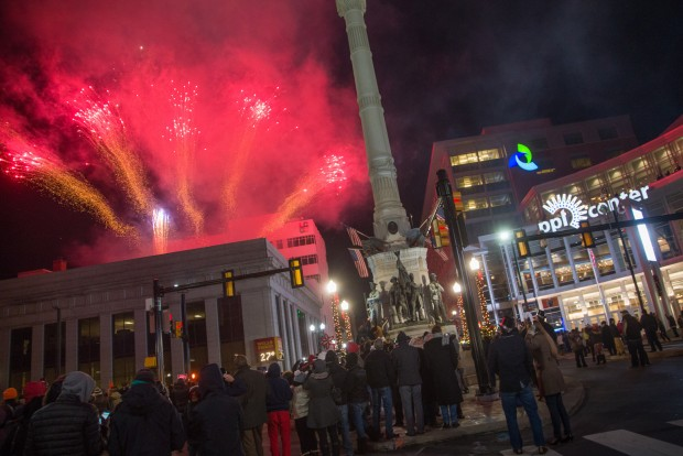 New Year's Eve in Allentown