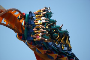 Dorney Park - Talon coaster