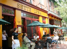 Sette Luna in Easton, Pennsylvania