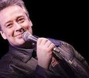 Comedian Bob Levy