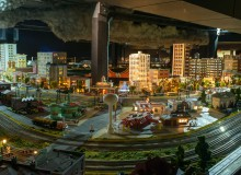 Model-Train-Exhibit