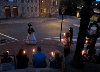 Historic Haunts Bethlehem Ghost Tours