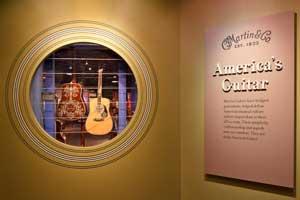 Martin Guitar Rocks