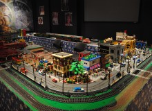 Holiday Train Exhibit