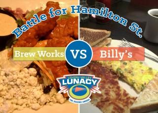 Brew Works vs. Billy's