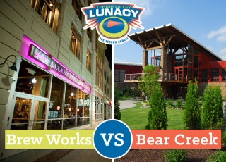 Allentown Brew Works vs. Bear Creek Mountain Resort