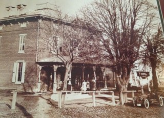 Historic Photo of The Historic Weaversville Inn