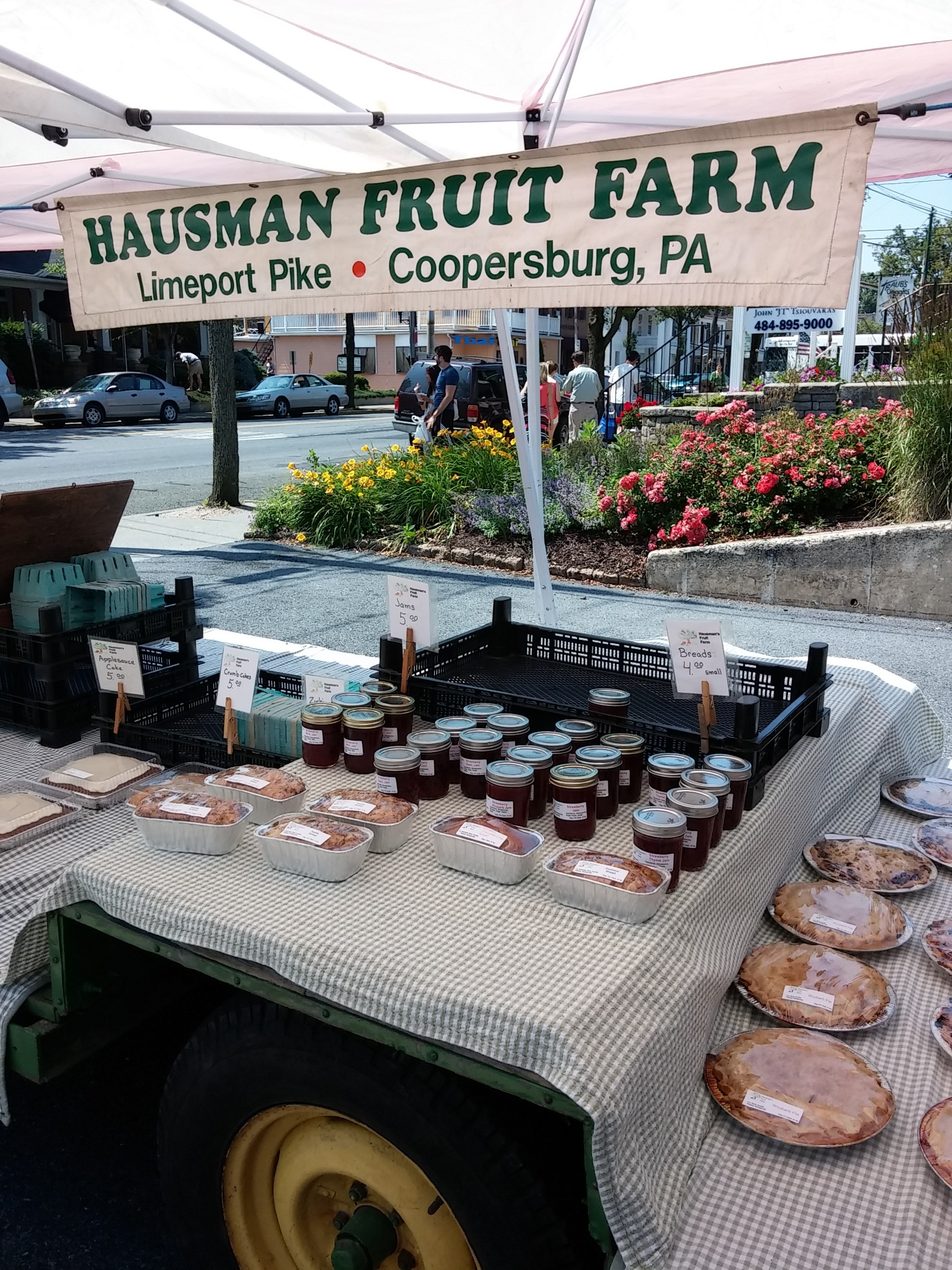Hausman Fruit Farm